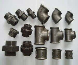 Iron Fittings